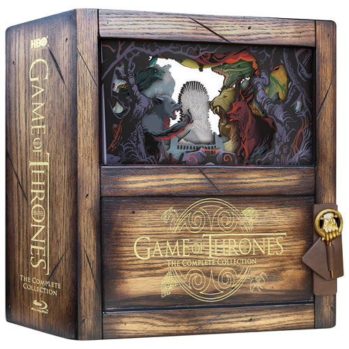 Game Of Thrones The Complete Series Blu Ray Best Buy Canada