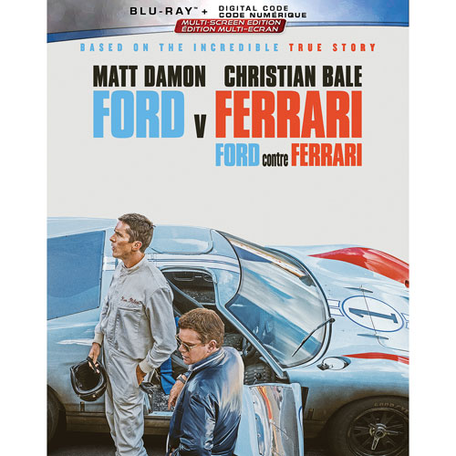 Ford V Ferrari Blu Ray Best Buy Canada