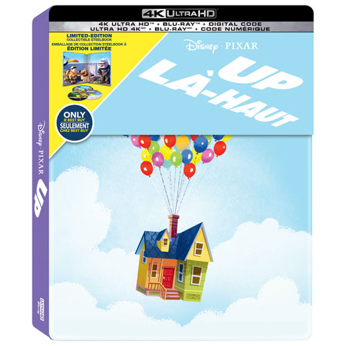 Up - Only at Best Buy