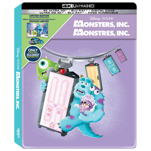 Monsters, Inc. - Only at Best Buy
