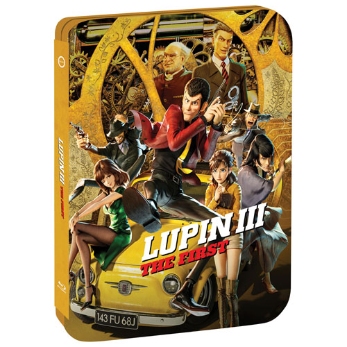 Lupin III: The First - Only at Best Buy