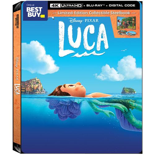 Luca -Seulement à Best Buy