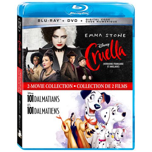 Cruella & 101 Dalmatians