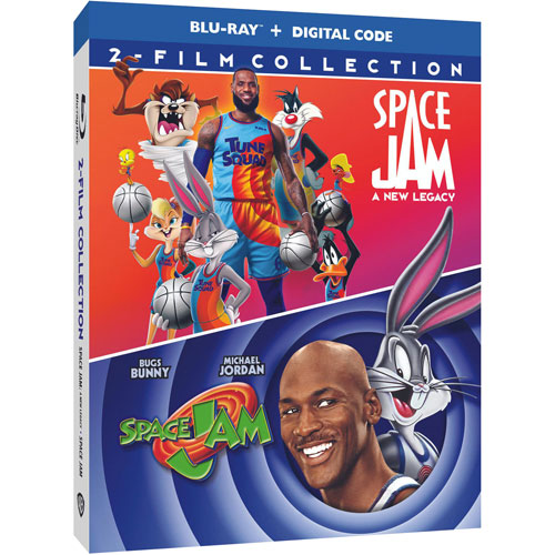 Space Jam 2-Film Collection